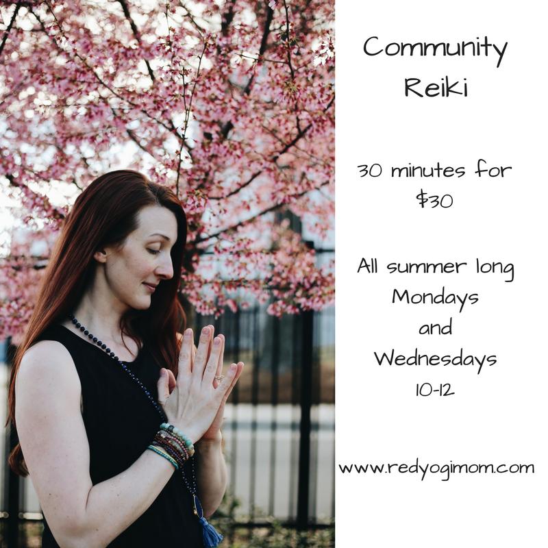 Community Reiki